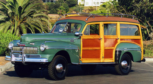 Alfa img showing gt vintage woody wagons